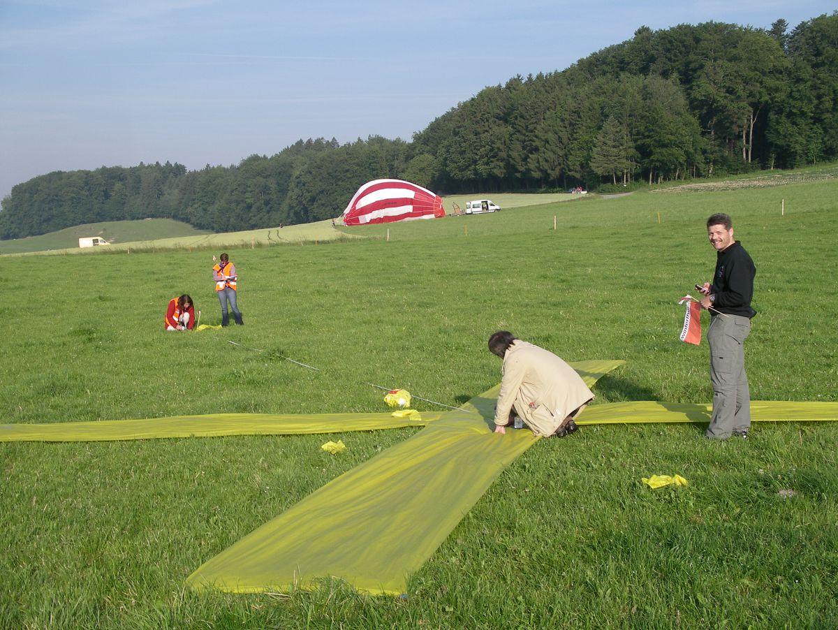 die hohe kunst des ballonfahrens